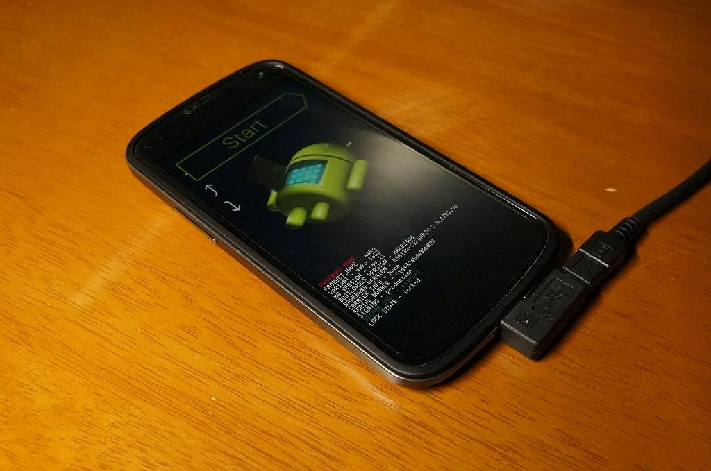 Google Nexus4をAndroid 4 4 4でroot化する方法! - ShopDD