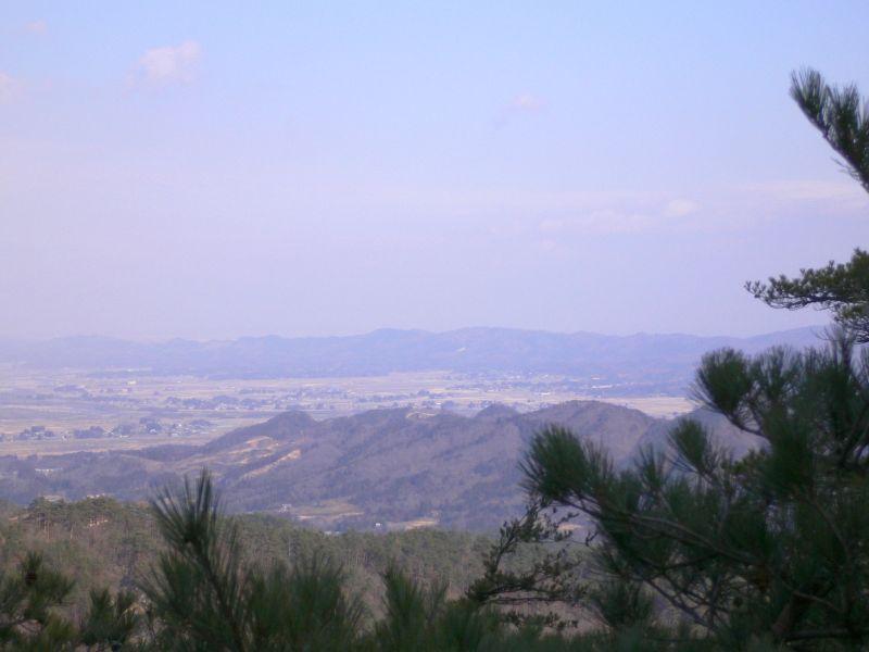 頂上からの絶景-1