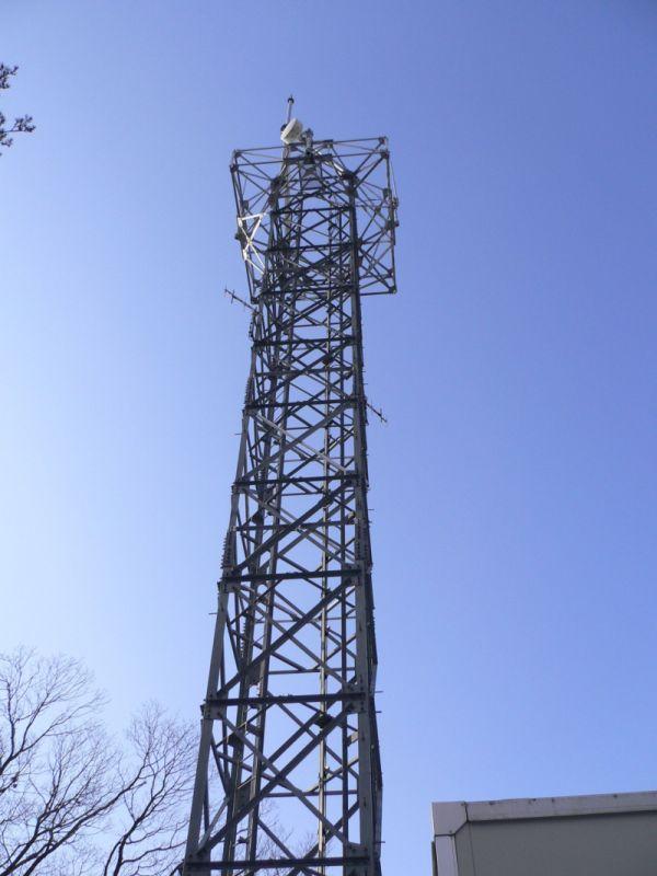 松尾神社側の鉄塔