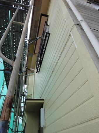 A邸のリフォーム工事~外壁塗装