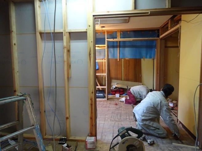 Y邸外壁塗装替え~完了