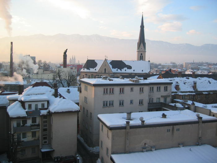 オーストリア ~ホテルの窓から~