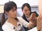 【手コキ】サルでも抜ける!手コキ抜き授業でシコシコドッピュン♪(xhamster)