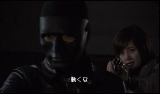 L7神男809 罠と知りながら秘密書類を受け取りにチャン会長宅に侵入する