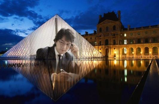 1_HUYDDLLD パリ風景
