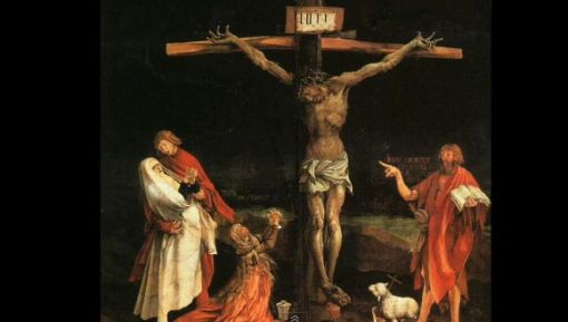 受難のイエス・キリスト