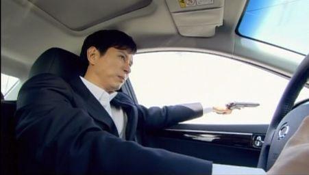 神男2011 カンタの乗った車を狙うウヒョン